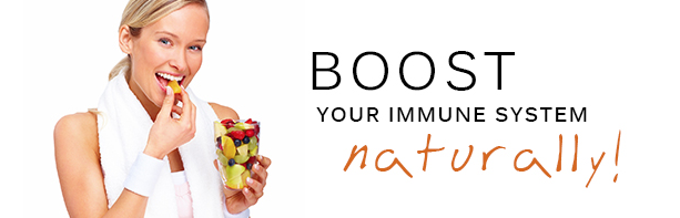 HOW TO IMPROVE YOUR IMMUNITY